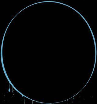 Ian Davenport (B. 1966)  Circles
