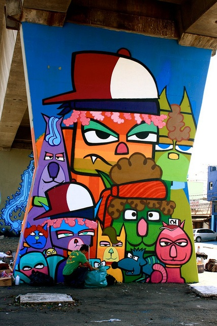 Beyond Banksy Project / Minhau - São Paulo, Brazil - For more travel inspiration visit www.travelerhype.com #travel #saopaulo #brazil