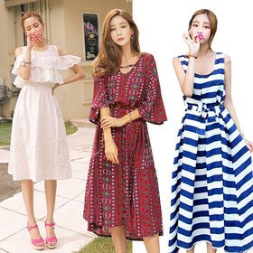 Gmarket - CHERRYVILLE Women`s wear collection / dress / jumpsu...