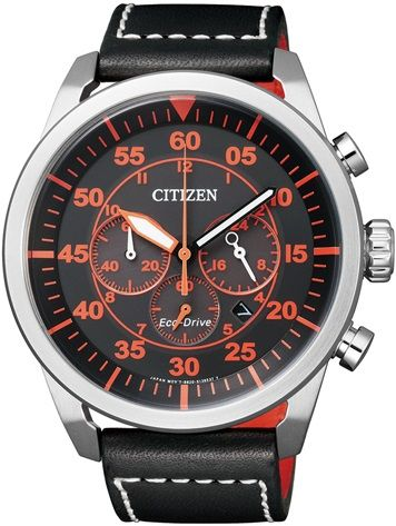 Zegarek CITIZEN ECO-DRIVE CHRONOGRAPH CA4210-08E LuxTime.pl