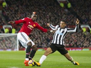 "Manchester United midfielder Paul Pogba ""happy"" to be back. And we're damn happy to have #6 prowling the midfield again!"