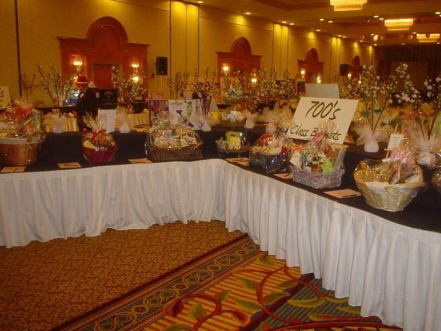 silent auction basket ideas class baskets