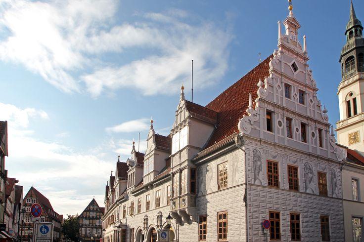 Stadt Celle Altes Rathaus Rathaus, Altes gebäude, Gebäude