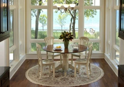 23 Small Dining Table Designs Decorating Ideas: 17 Best Images About Kitchens & Sunroom/Dining Rooms On