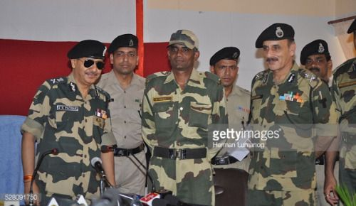 Indian Border Security Force (BSF) soldier, Satyasheel... #vinderupdk: Indian Border Security Force (BSF) soldier, Satyasheel… #vinderupdk