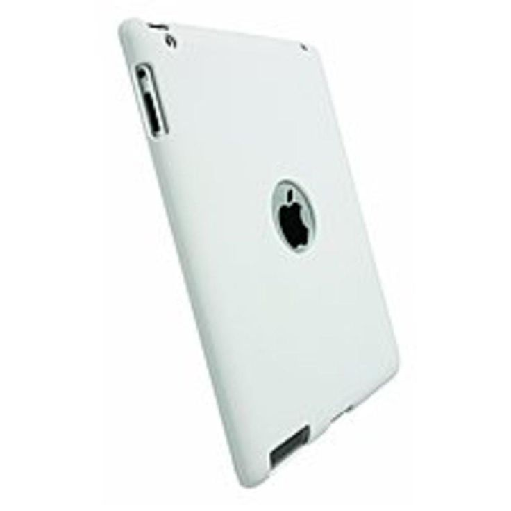 Krusell ColorCover 71245 Case for iPad 2, 3, 4 - White
