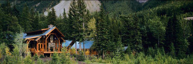 The 25 Best Banff Cabins Ideas On Pinterest Canada