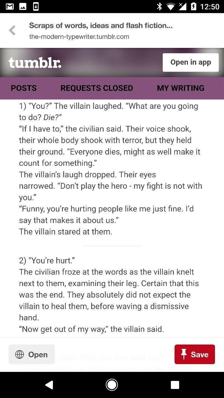 Civilians and villian.... This is refreshing
