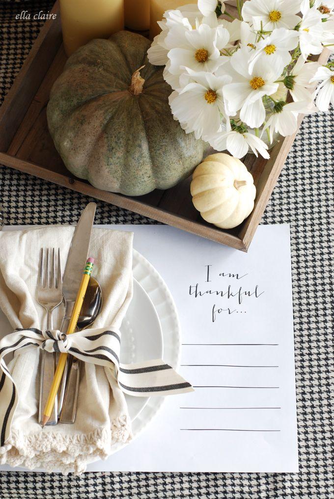 Pumpkin Leaves Free Printable   23 Free Fall Printables