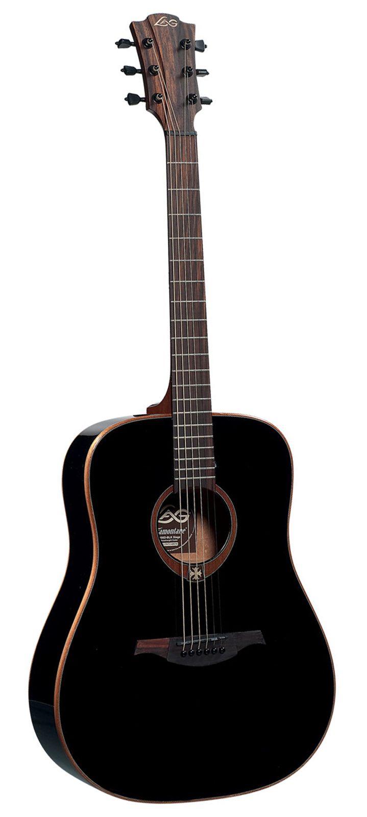 Répondant aux stricts standards de la guitare folk, cette dreadnought conviendra à tous les guitaristes acoustiques exigeants : table en cèdre rouge massif pour un son chaud et équilibré, caisse en acajou délicatement cernée d'un filet ouvragé, mécaniques à bain d'huile et sillets en graphite. On appréciera la prise en main naturelle ainsi que la facilité de jeu quel que soit le style de musique abordé.<br /><br />- Tête : Palissandre d'Indonésie avec logo i...