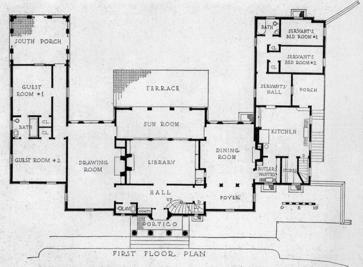 781 best Houses images on Pinterest | Floor plans, House floor plans ...