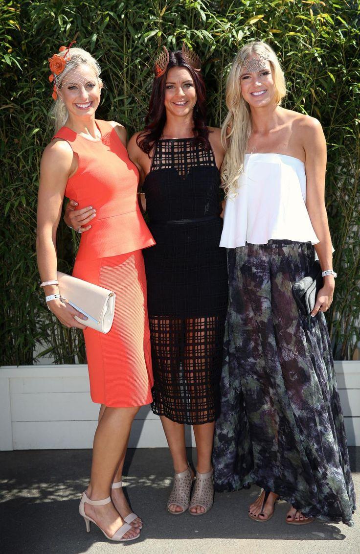 Australian Netball players Laura Geitz, Sharni Layton and Caitlin Bassett. Picture: Alex Coppel