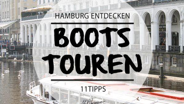 Nicht noch eine Hafenrundfahrt! - 11 außergewöhnliche Bootstouren in Hamburg - von Mit Vergnügen Hamburg  SEHR viele Hamburg-Tipps