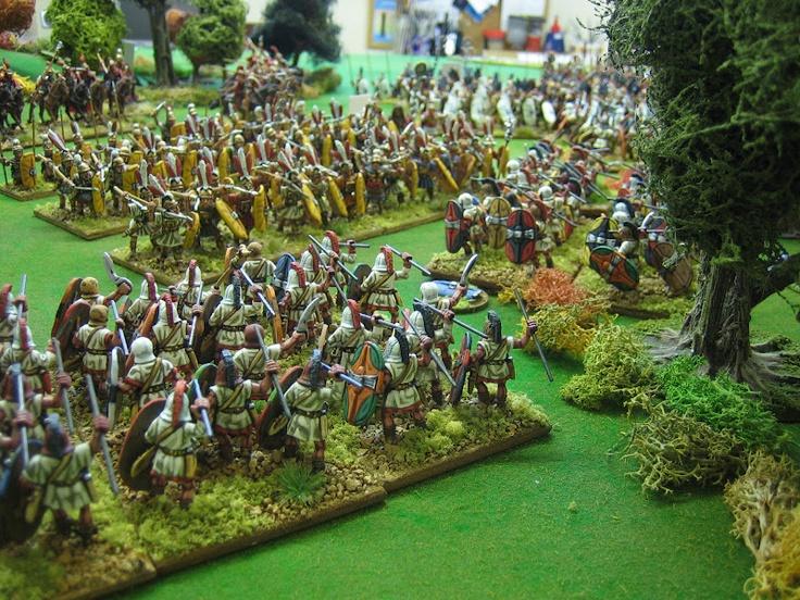 100+ Historical Miniature Wargaming Terrain – yasminroohi