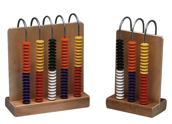 child abacus how to use