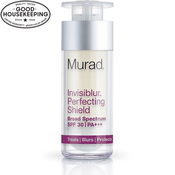 Invisiblur Perfecting Shield Broad Spectrum SPF 30 | Anti-Aging Sunscreen Cream