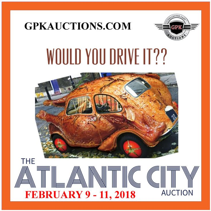 Th ANNIVERSARY CELEBRATION Bidders And Spectators Can Win CASH - Atlantic city classic car show
