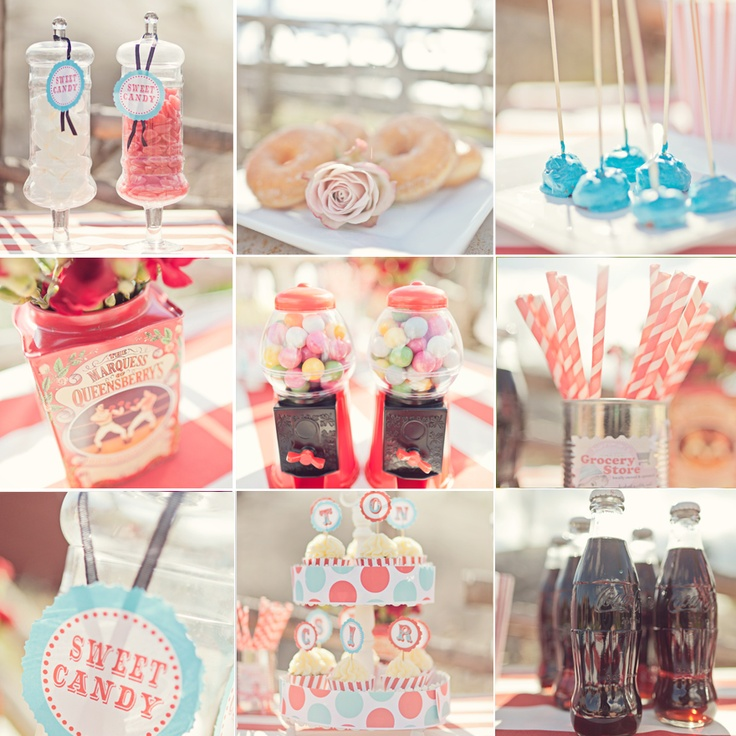 circus bday party: Circus Birthday Parties, Candy Bar, Birthday Parties Ideas, Baby Birthday, Bday Parties, Birthday Party Ideas, Circus Parties, Ideas Baby Shower, Birthday Ideas