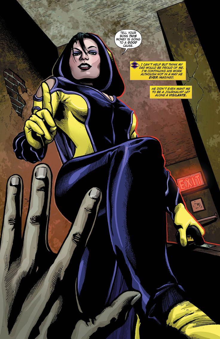 wonder woman phantom lady