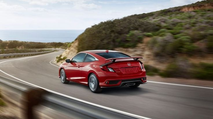 2017 Honda Civic Si Earns 5-Star Crash Rating http://qoo.ly/ex8m3