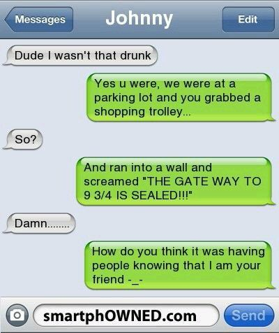 Funny Texts Autocorrect Drunk 38 best images about F...