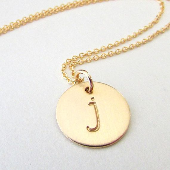 Gold Letter Necklace Gold Initial initial necklace with W and or a C. 24 inches shiny finish