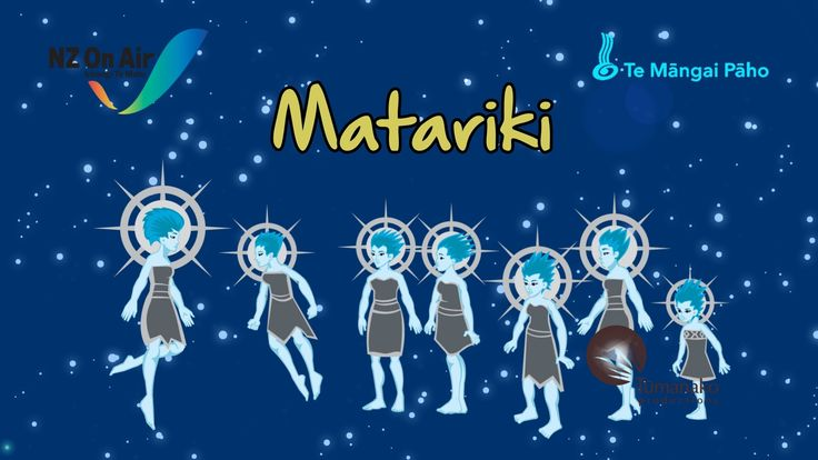 Matariki (ENGLISH LANGUAGE)