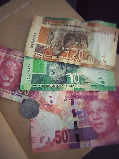 SA Rands