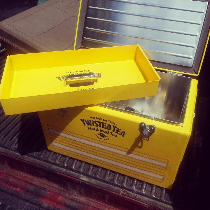 Twisted Tea Cooler