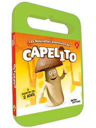 Les nouvelles aventures de Capelito, en VOD, DVD - ARTE Boutique