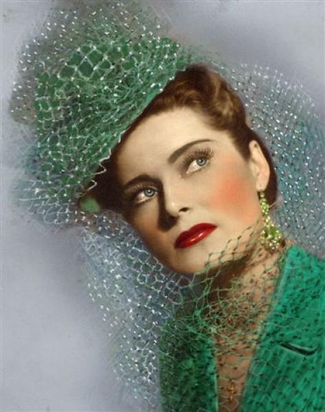 Katalin Karady (Budapest 08.12.1910 - New York 08.02.1991) actress, singer