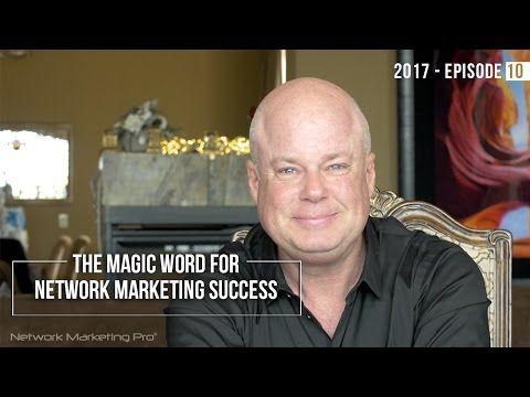 """""""Si usas esta frase, tu éxito en el MLM crecerá astronómicamente"""""""