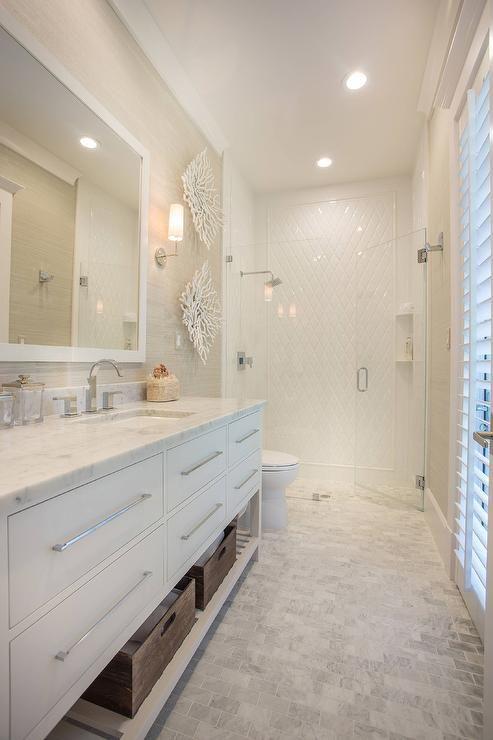 Best 25 restoration hardware bathroom ideas on pinterest for Bathroom designs belfast