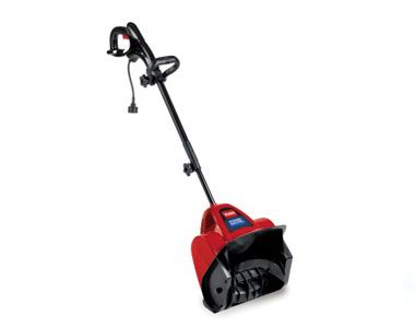 Toro Power Shovel 12 inch 7.5 Amp Electric Snow Blower