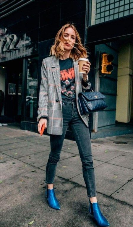Herbst Street Style #trendy #outfit #casual #winter #winteroutfit