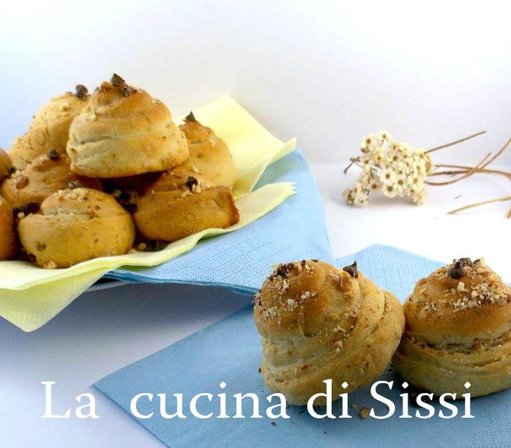 Ricette bimby chiocciole dolci for Ricette dolci bimby
