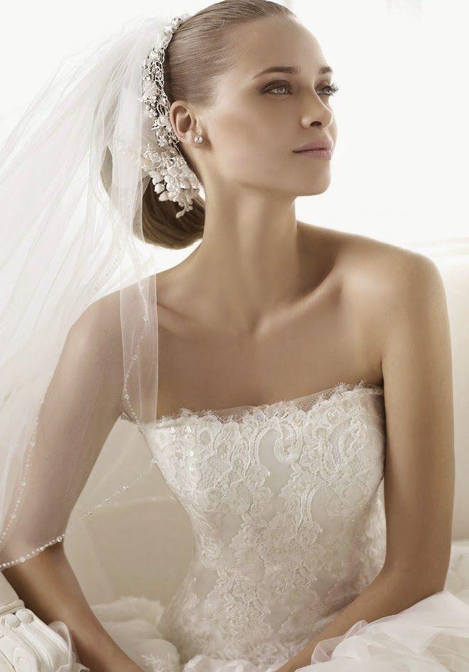 Pronovias Dreams 2015 Bridal Collection   bellethemagazine.com