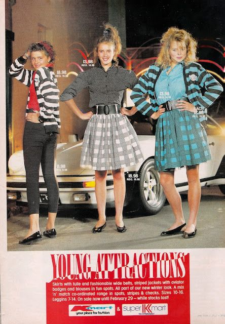 80s vintage clothing stores