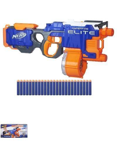 Dart Guns And Soft Darts 158749 Nerf N Strike Elite Hyperfire