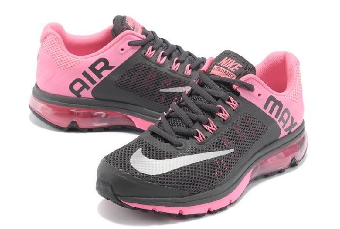 Nike Air Max 2019 Mujeres Zapatos Blanco Gris Rosa Online  - €69,74