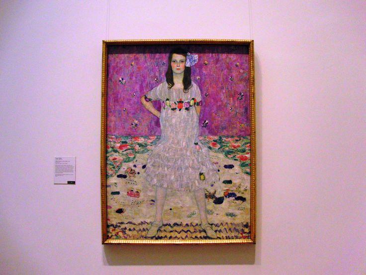 Gustav Klimt, Austrian, 1862-1918, Mäda Primavesi (1903-2000), 1912 Oil on Canvas