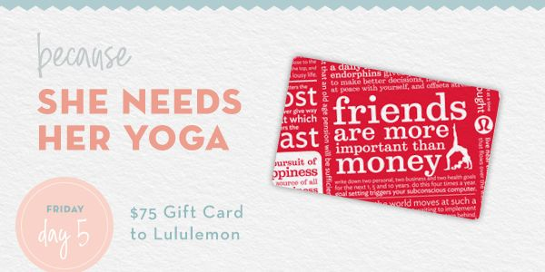 Lululemon Gift Card Number And Pin