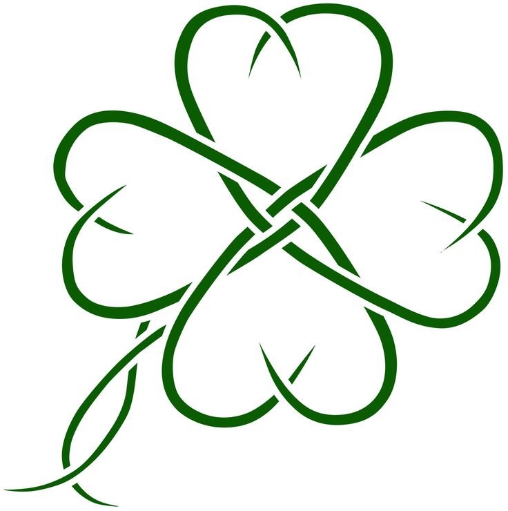 Four Leaf Clover Tattoos Designs, Ideas and Meaning   Tattoos For You