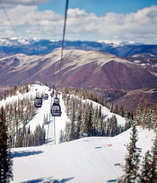 Best Aspen Mountain Ideas On Pinterest Aspen Colorado - North americas best mountain resorts