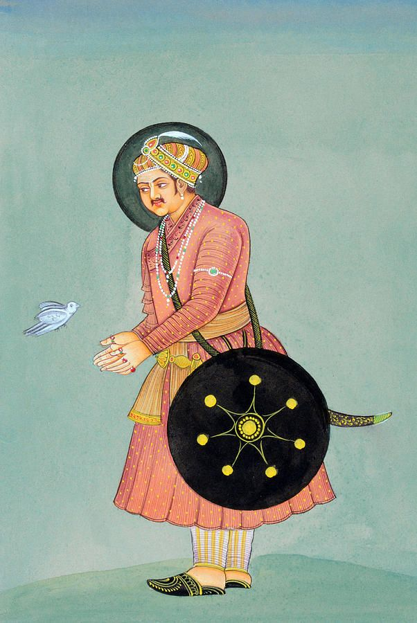 akbar the great mughul emperor Xvi mughal administration  it will be useful to outline the main features of administration under the four great  abul fazl calls him the emperor's.
