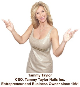 Tammy Taylor Nails - for strong healthy nails. The manicure nail kit is the best!
