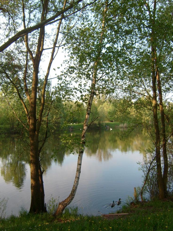 Lake Baykal - Polabiny, Pardubice, Czech Republic