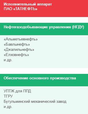 ПАО «Татнефть» - Разведка и добыча