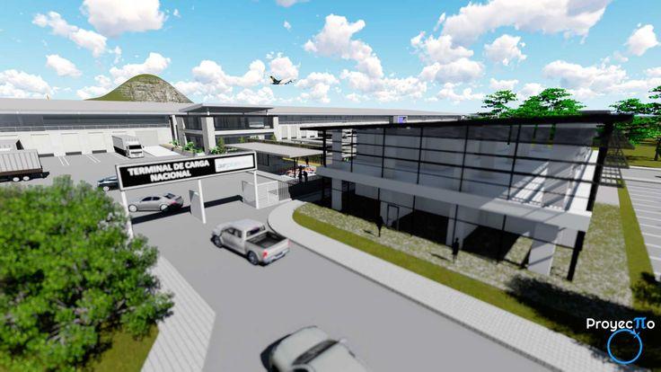 Aeropuerto de Carga - ProyecTTo