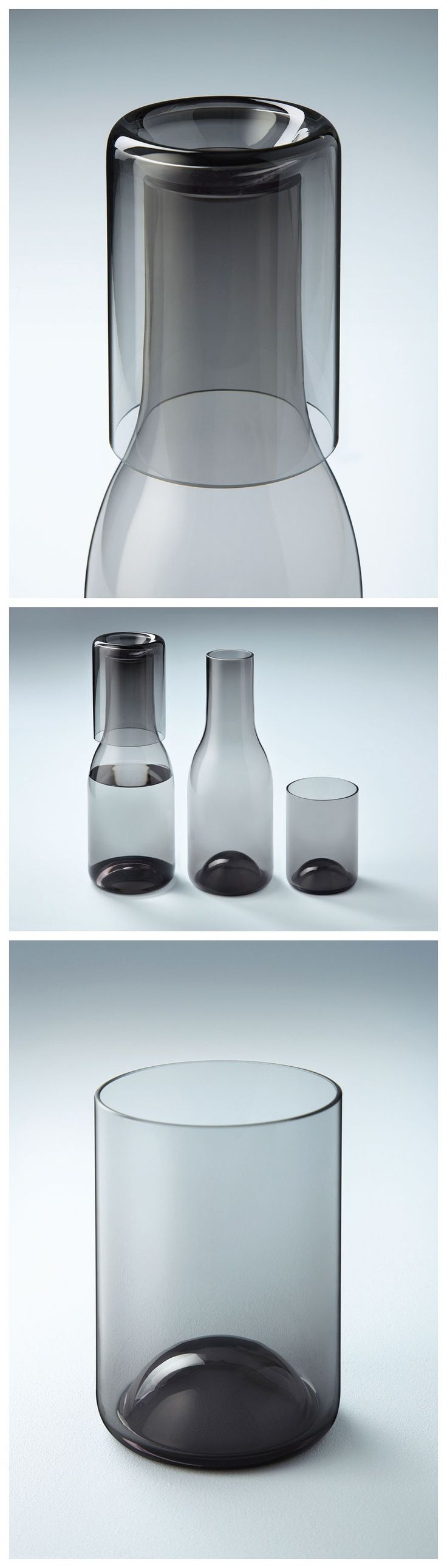 Punt Carafe by Two Create //